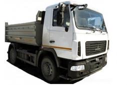 МАЗ-5550С3-521(581)-000 Строительный самосвал, г/п 12т.