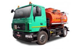 Паливозаправник KrASZ-M5С5Т1 (на шасі МАЗ 5340), 10 куб.м.