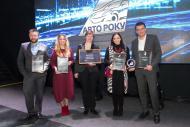 Награды RENAULT в рамках конкурса «АВТО ГОДА 2018»