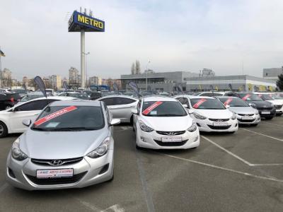 Hyundai Elantra з пробігом можна придбати в кредит від 79 грн. в день!